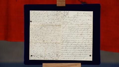 Antiques Roadshow -- S19 Ep20: Appraisal: Union Blockade Archive, ca. 1863