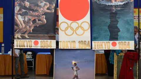 Antiques Roadshow -- S19 Ep21: Appraisal: 1964 Toyko Olympic Posters
