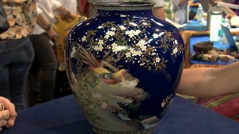 Antiques Roadshow -- S19 Ep21: Appraisal: Ando Jubei Vase, ca. 1900
