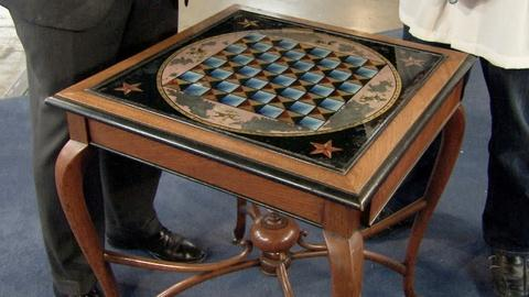 Antiques Roadshow -- S19 Ep21: Appraisal: Michael Thonet-Style Bentwood Table, ca