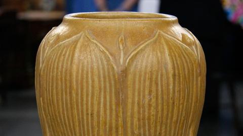 Antiques Roadshow -- S11 Ep8: Appraisal: Wheatley Pottery Vase, ca. 1905