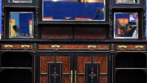 Antiques Roadshow -- S19 Ep22: Appraisal: English Aesthetic Movement Sideboard