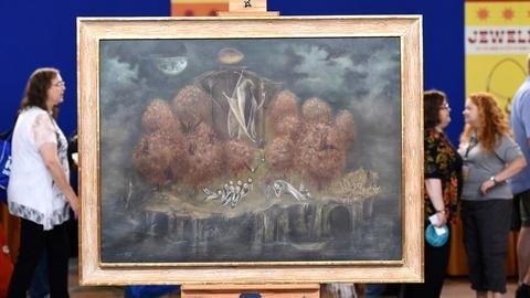 Antiques Roadshow -- S19 Ep22: Appraisal: 1961 Leonora Carrington Painting