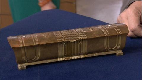 Antiques Roadshow -- S19 Ep22: Appraisal: Early 20th-Century Josef Hoffmann Inkwe