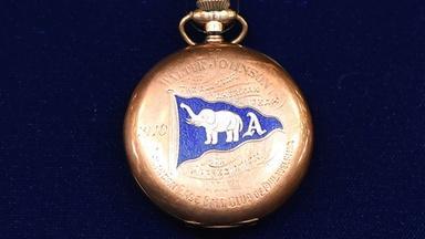 Appraisal: 1910 Walter Johnson All-Star Watch