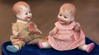 "Appraisal: Georgene Averill ""Bonnie Babe"" Dolls"