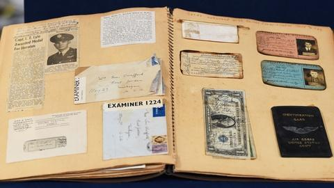 Antiques Roadshow -- S19 Ep24: Appraisal: World War II Purple Heart Group