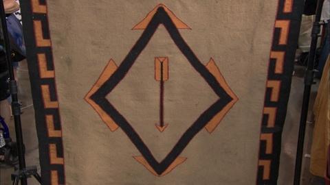 Antiques Roadshow -- S19 Ep24: Appraisal: Navajo Weaving, ca. 1940