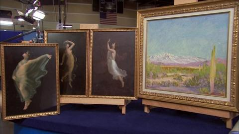 Antiques Roadshow -- S19 Ep32: Appraisal: Collection of Paintings