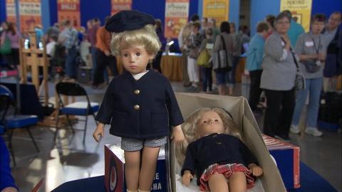 Antiques Roadshow -- S19 Ep32: Appraisal: No-Philtrum Sasha Morgenthaler Dolls by