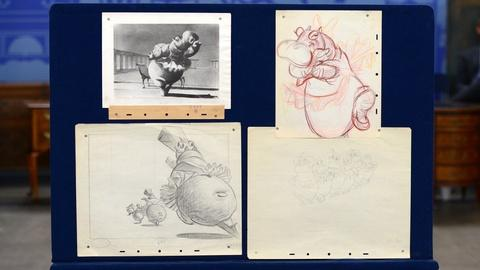 Antiques Roadshow -- S19 Ep33: Appraisal: Fantasia Drawings & Sketches