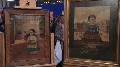 Antiques Roadshow -- S19 Ep33: Appraisal: Horacio Rentería Rocha Paintings