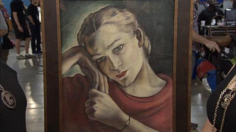 Antiques Roadshow -- S19 Ep33: Appraisal: Mary Elizabeth Hutchinson Portrait