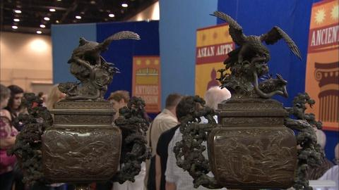 Antiques Roadshow -- S19 Ep33: Appraisal: Meiji Period Japanese Incense Burners