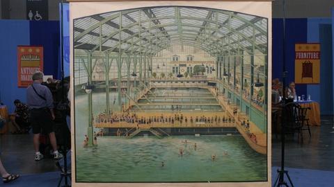 Antiques Roadshow -- S9: Appraisal: 1896 Sutro Baths Poster
