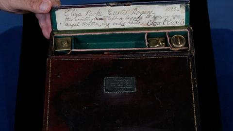 Antiques Roadshow -- S11 Ep10: Appraisal: Eliza Law Custis Lap Desk, ca. 1795