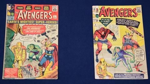 "Antiques Roadshow -- Appraisal: 1963 ""The Avengers"" Comics 1 & 2"