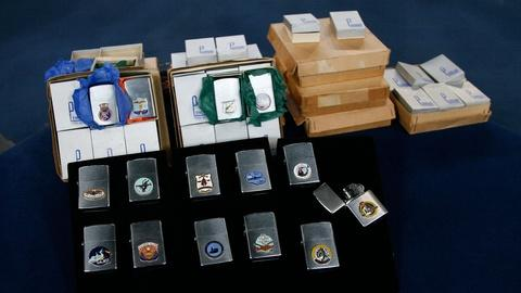 Antiques Roadshow -- S19 Ep35: Appraisal: 1964 Penguin Submarine Lighter Collecti