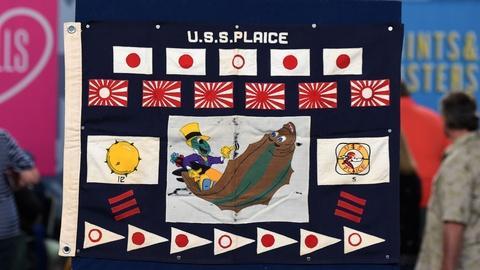 Antiques Roadshow -- Appraisal: World War II USS Plaice Kill Flag