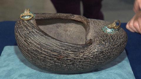 Antiques Roadshow -- Appraisal: Late 19th-Century Kashkul Begging Bowl