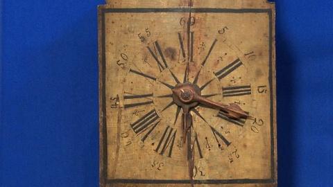 Antiques Roadshow -- Appraisal: Wooden Works Cuckoo Clock, ca. 1820