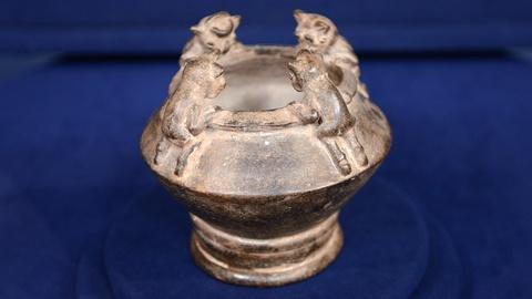 Antiques Roadshow -- Appraisal: Fake Pre-Columbian Bowl