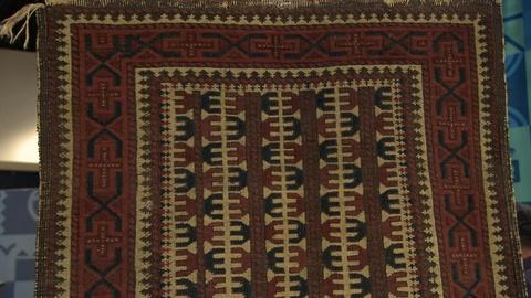 Antiques Roadshow -- Appraisal: Persian Tribal Baluch Rug, ca. 1900