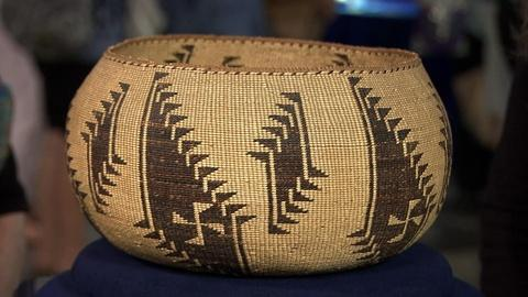 Antiques Roadshow -- Appraisal: Atsugewi Basket, ca. 1895