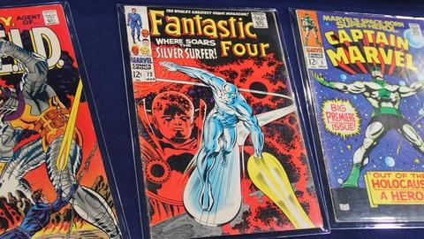 "Antiques Roadshow -- S20 Ep1: Bonus Video: 1963 ""The Avengers"" Comics 1 & 2"