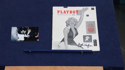 Antiques Roadshow -- S20: Web Appraisal: Hugh Hefner-Signed Playboy #1