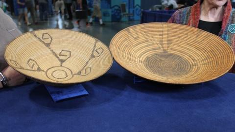 Antiques Roadshow -- S20: Web Appraisal: Pima Baskets, ca. 1910