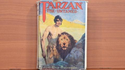 "Antiques Roadshow -- S20 Ep3: Appraisal: 1920 ""Tarzan the Untamed"" First Edition"