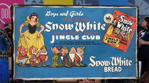 Antiques Roadshow -- S20 Ep3: Appraisal: 1938 Snow White Banner