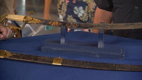 Antiques Roadshow -- S20 Ep4: Appraisal: Federal Era Officer's Eagle Head Sword