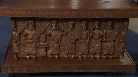 Antiques Roadshow -- S20 Ep4: Appraisal: 20th-Century Benin Tourist Chest