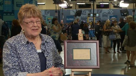 Antiques Roadshow -- S20 Ep4: Owner Interview: 1936 Lou Gehrig Autograph