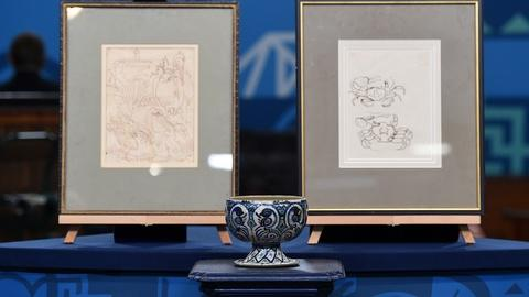 Antiques Roadshow -- S20 Ep5: Appraisal: Walter Inglis Anderson Collection, ca. 1