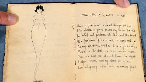 Antiques Roadshow -- S20 Ep6: Appraisal: 1919 William Faulkner Handmade Poetry Bo