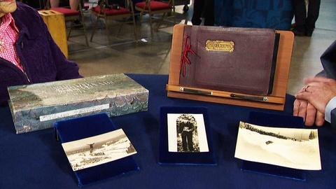 Antiques Roadshow -- S20 Ep6: Appraisal: 1932 Lake Placid Olympics Photos and Pos