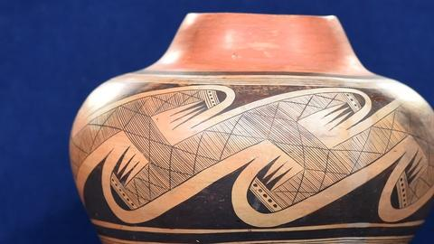 Antiques Roadshow -- S20 Ep6: Appraisal: Hopi Pot attributed to Nampeyo, ca. 1900