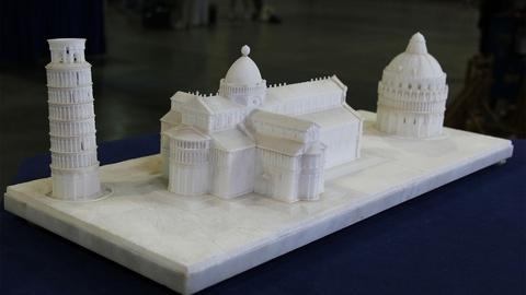 Antiques Roadshow -- S20: Web Appraisal: Piazza del Duomo Alabaster Sculpture
