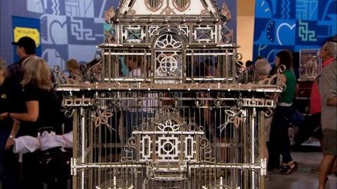 Antiques Roadshow -- S20 Ep7: Appraisal: Late 19th-Century Victorian Bird Cage