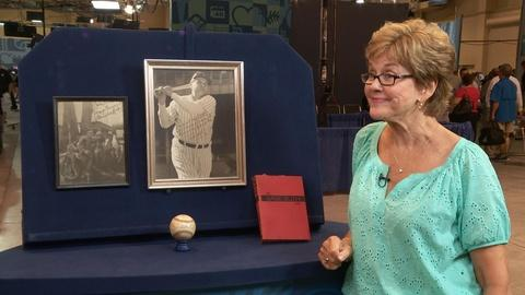 Antiques Roadshow -- S20 Ep7: Owner Interview: Babe Ruth Archive