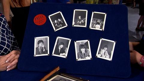 Antiques Roadshow -- S20 Ep8: Appraisal: 1964 Beatles Photographs