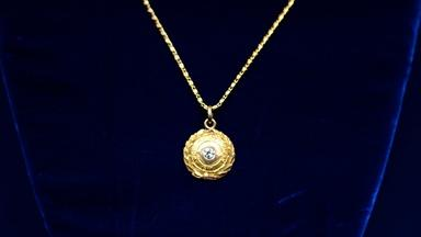 Appraisal: 1917 World Series Championship Medallion