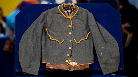 Antiques Roadshow -- S20 Ep8: Appraisal: South Carolina Cavalry Jacket & Belt, ca