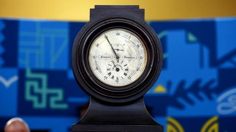 Antiques Roadshow -- S20 Ep8: Appraisal: F. Sommer Astronomical Regulator Clock,