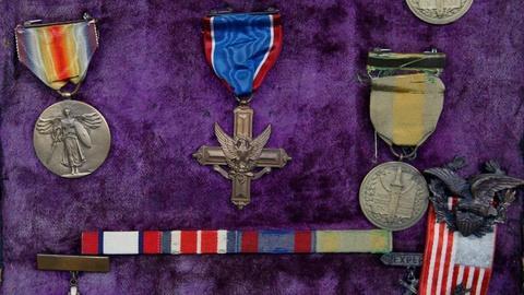 Antiques Roadshow -- S16 Ep11: Appraisal: Campaign & Valor Medals, ca. 1910