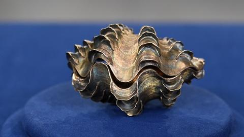 Antiques Roadshow -- Appraisal: Tiffany & Co. Clam Shell, ca. 1965