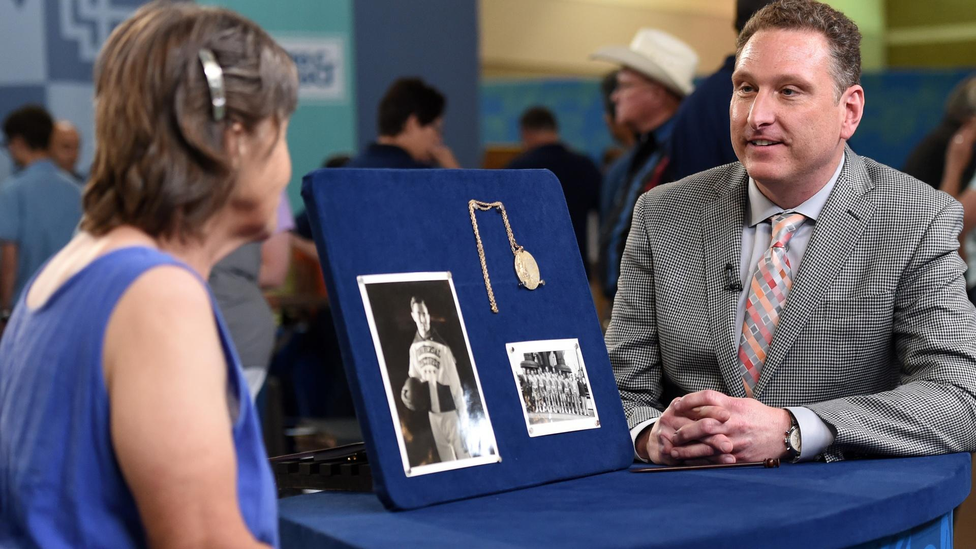 S20 E12: Tucson, Hour 3 (2016) | Antiques Roadshow | Video ...